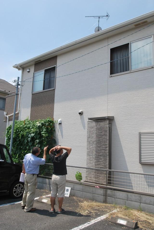 「桜の家」(さいたま市桜区)定期点検