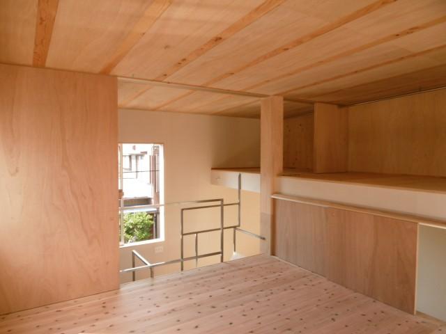 「20坪の広い家」~杉の無垢フローリング~