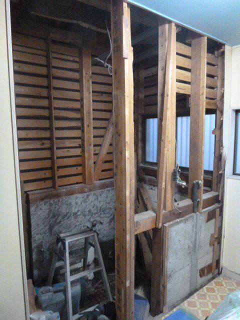 「桧板と十和田石のお風呂」その2