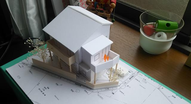 「マチニワの家」~構造検討&高さ検討が完了~