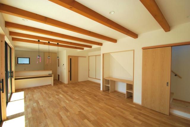 「敷地75坪・縁側の家」~竣工写真~