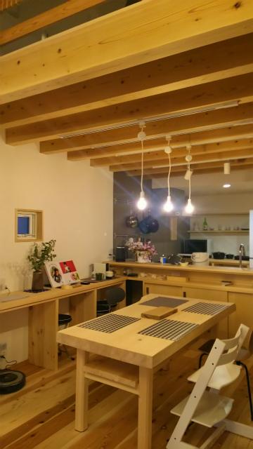 オープンハウス中!  【桧丸太の家】  at さいたま市南区