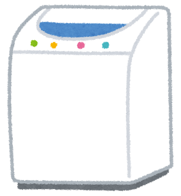 洗濯機が嘘をつく。