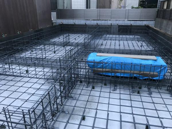 「ソラニワ」の家 ~基礎工事着工~