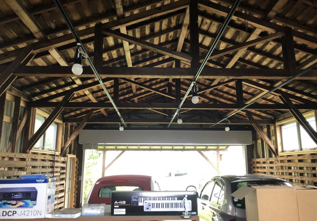 続・小屋の改修