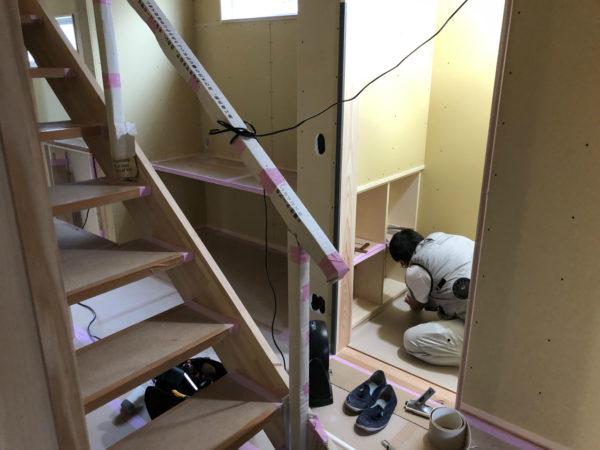 「オクミチの家」~大工工事完了~