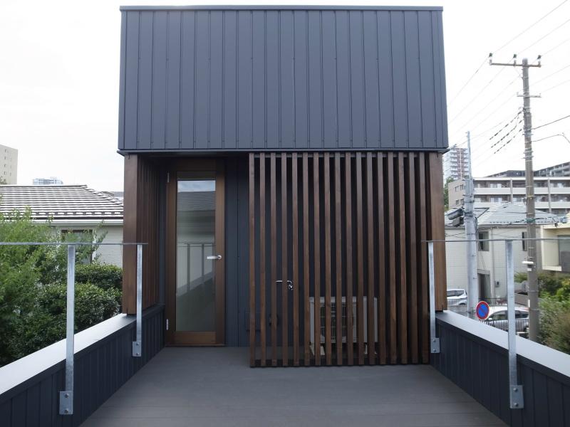 「庭と呼応する家」~竣工後編~