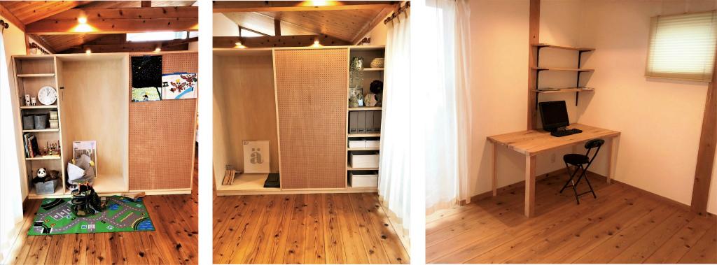 7/3 (土)【美園モデルハウス】改装中・公開しています♪
